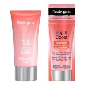 Kem tẩy tế bào chết Neutrogena Bright Boost