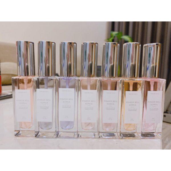 Nước Hoa Nữ Pinker Bell Korea Perfume