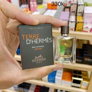 Nước hoa nam Terre D'Hermès EDT hàng hiệu xách tay