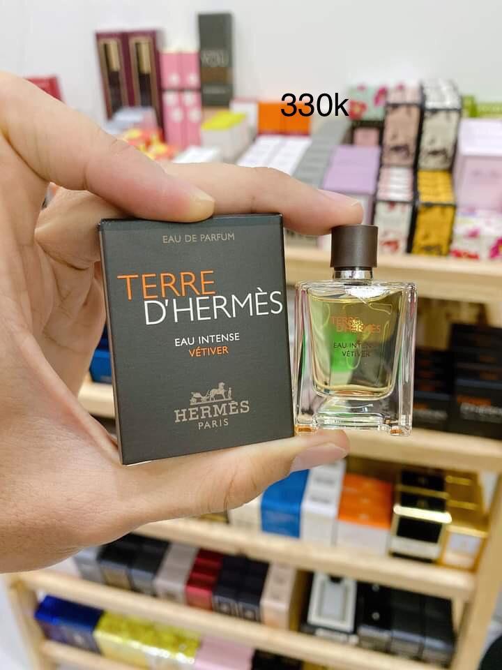 Nước hoa nam Terre D'Hermès EDT 100ml hàng hiệu xách tay