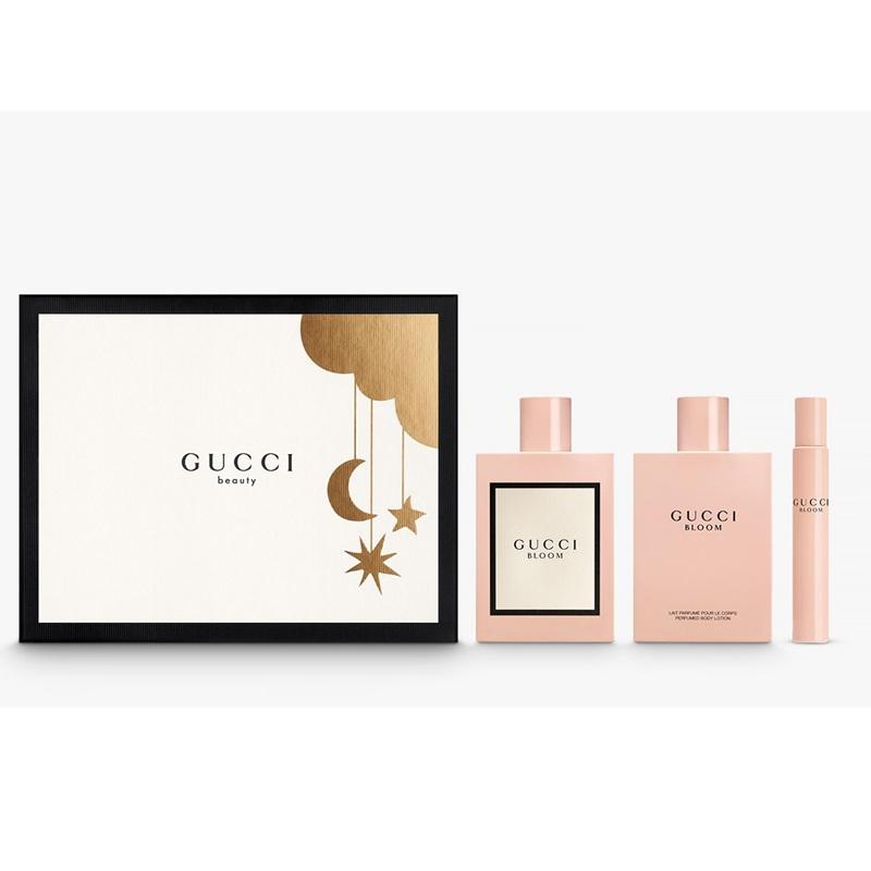 Cách check nước hoa Gucci bằng việc kiểm tra lọ nước hoa.