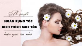 [ĐỪNG ĐỌC] Nếu đã biết cách ngăn rụng tóc và làm dày tóc tại nhà