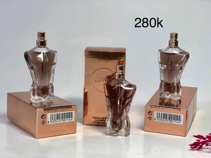 Nước hoa Jean Paul Gaultier Le Male Essence De Parfum EDP Intense 7ml
