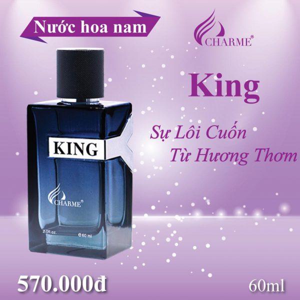 nước hoa Charme King 60ml chính hãng