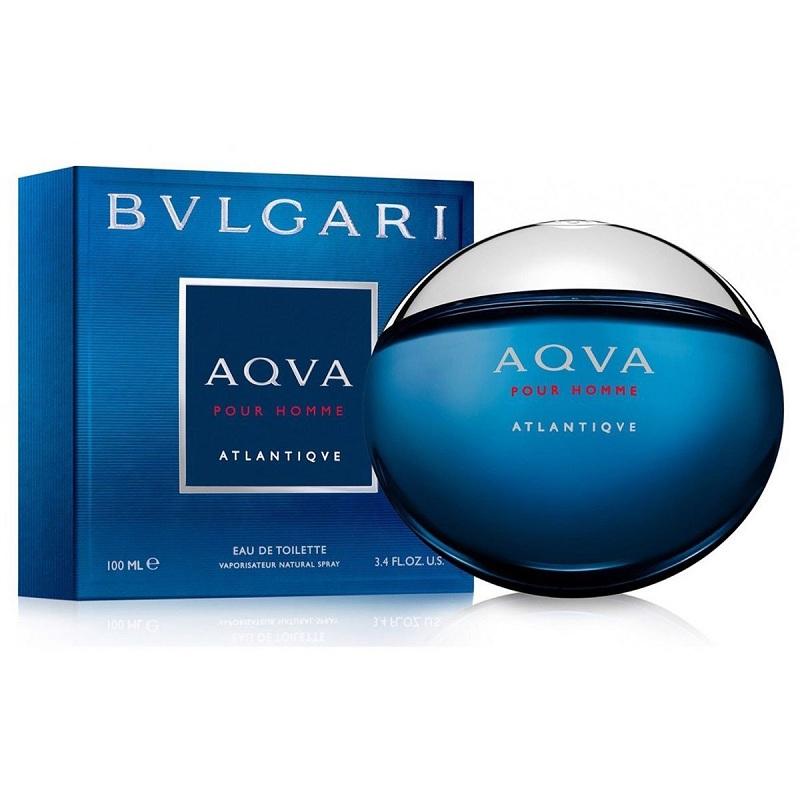 Bvlgari Aqva Pour Homme Atlantiqve - Nước hoa nam giữ mùi lâu nhất
