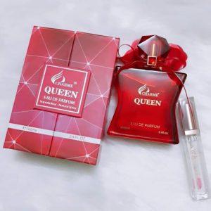 Giới thiệu nước hoa Charme Queen 100ml chính hãng.