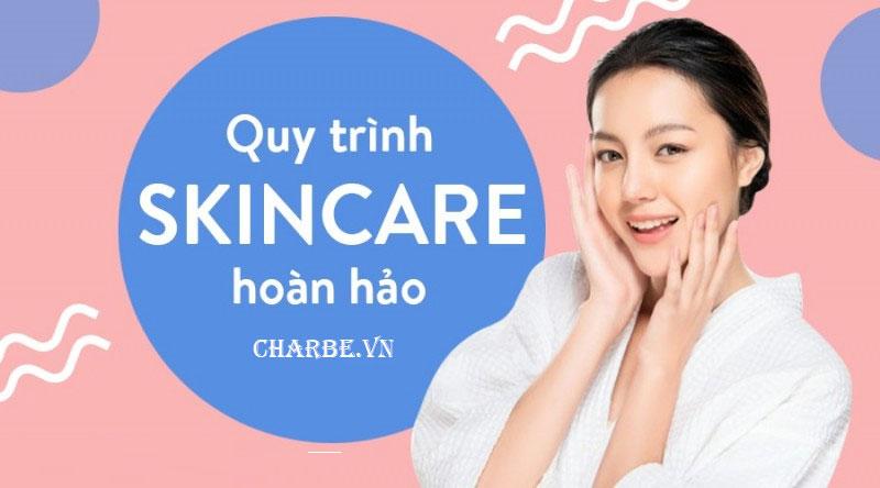 Chăm sóc da là một phần của lối sống lành mạnh
